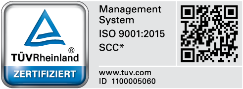 ISO 9001:2015 SCC